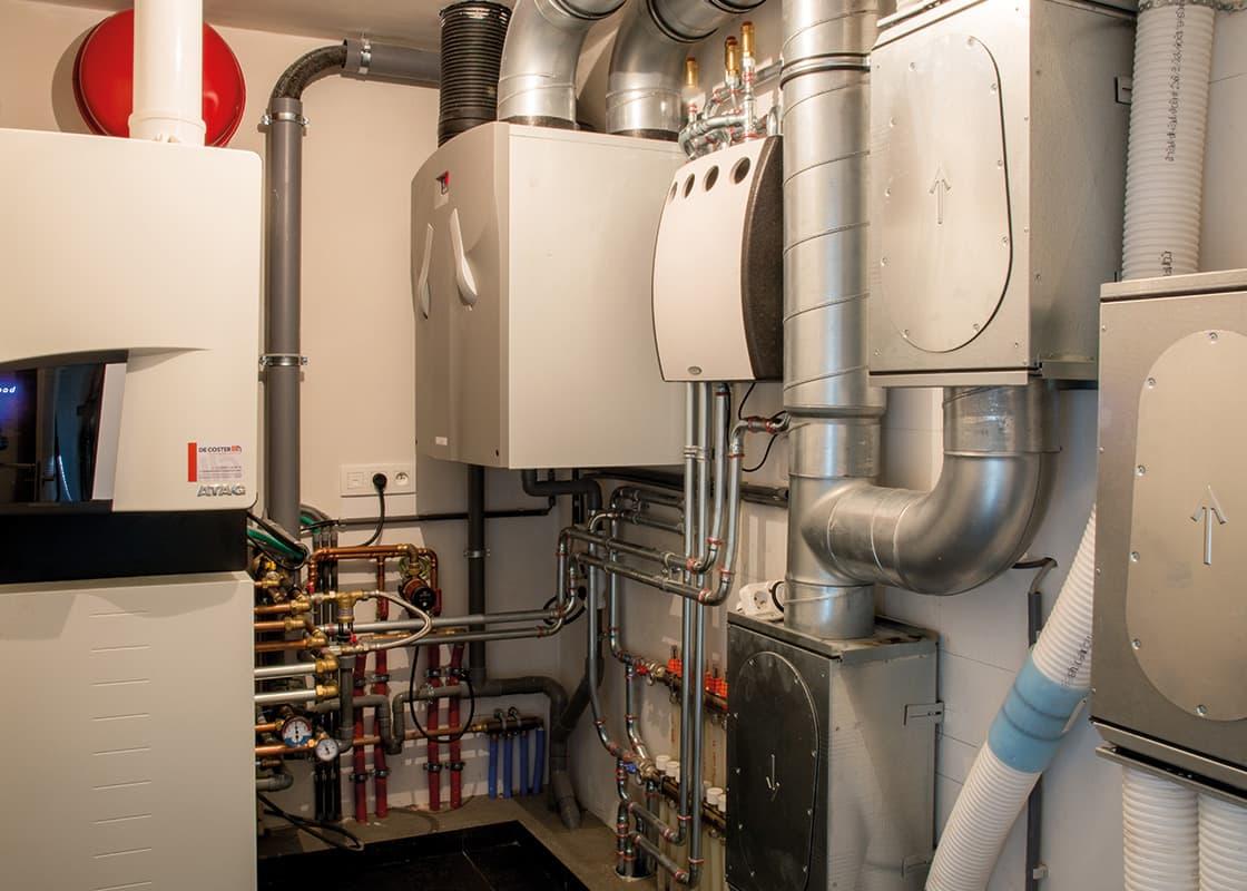 Verwarming en sanitair | DeDoster Kinrooi