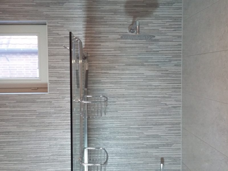 Renovatie van volledige badkamer